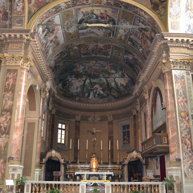 Chiesa di San Pietro al Rosario a Novara | Scopri di più nella sezione Itinerari tematici del portale #cittaecattedrali