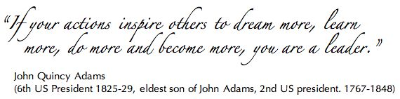 John Adams Quotes | John Quincy Adams quote