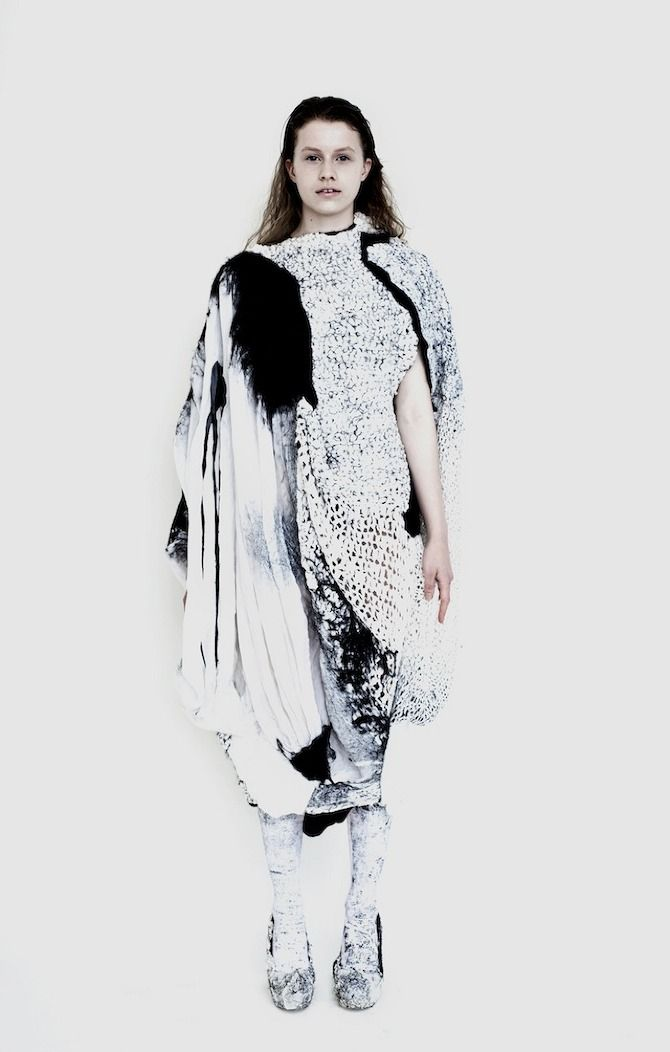 Anita Hirlekar: BA Graduate Collection - Thisispaper Magazine