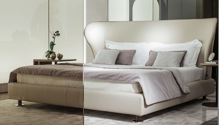 Rea Bed in 2020 Bed, Cool beds, Luxury interior