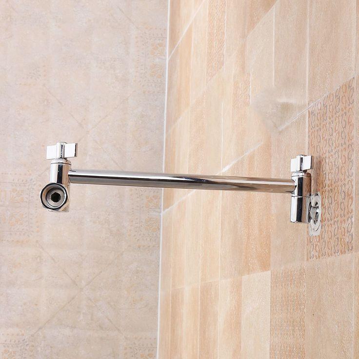 best 25 shower arm extension ideas on pinterest shower head extension adjustable shower head. Black Bedroom Furniture Sets. Home Design Ideas