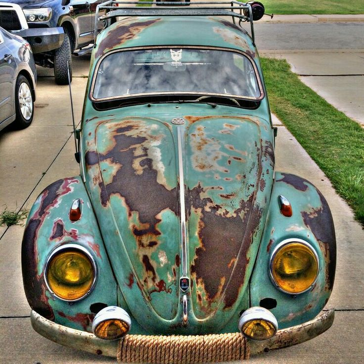 patina game strong esmarelda   type  attrainyourrookie  vw bug build volkswagen