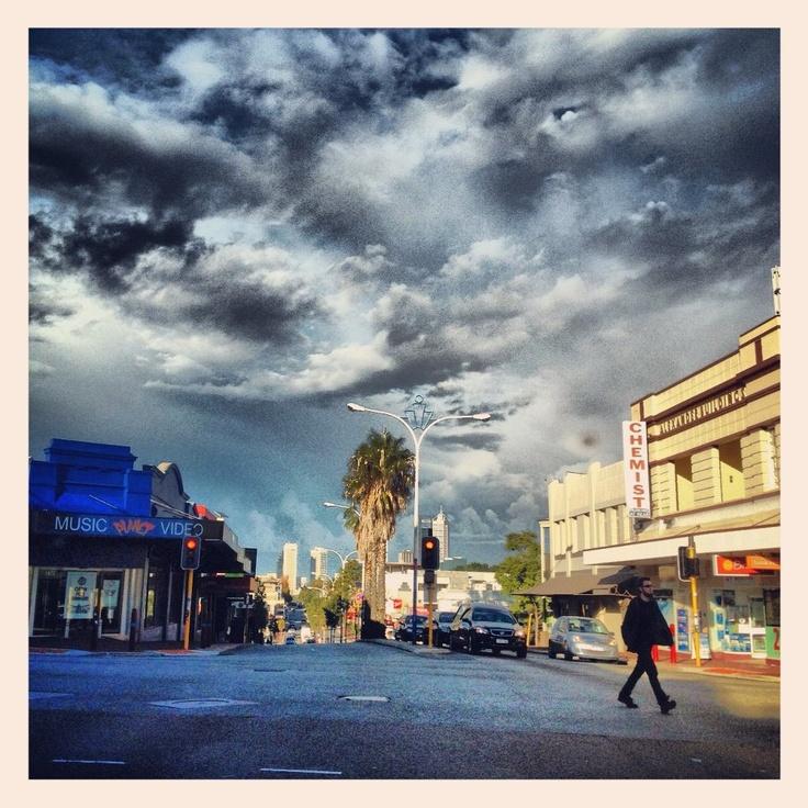 Beaufort Street, Perth, Australia