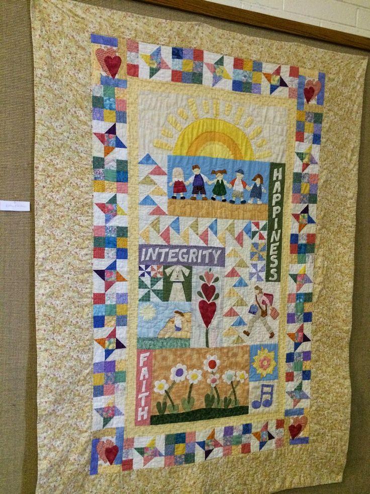 Quilt by Carole Lifferth, Utah Valley Quilt Guild