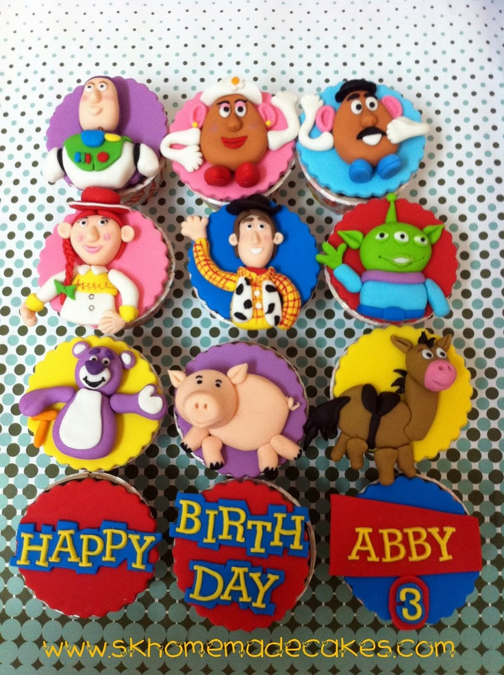 ♥ SK Homemade Cakes ♥: Toy Story