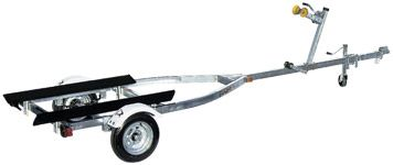 Small Sailboat Trailer by Load Rite