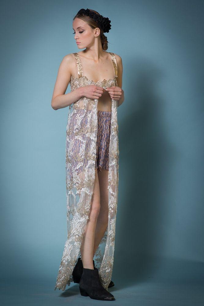 Maddox top dress - Tops - NIDODILEDA