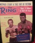 Ivanhoe162 on Ecrater-The Great Ebay Alternative: THE RING MAGAZINE CHUCK WEPNER-MUHAMMAD ALI BOXING...