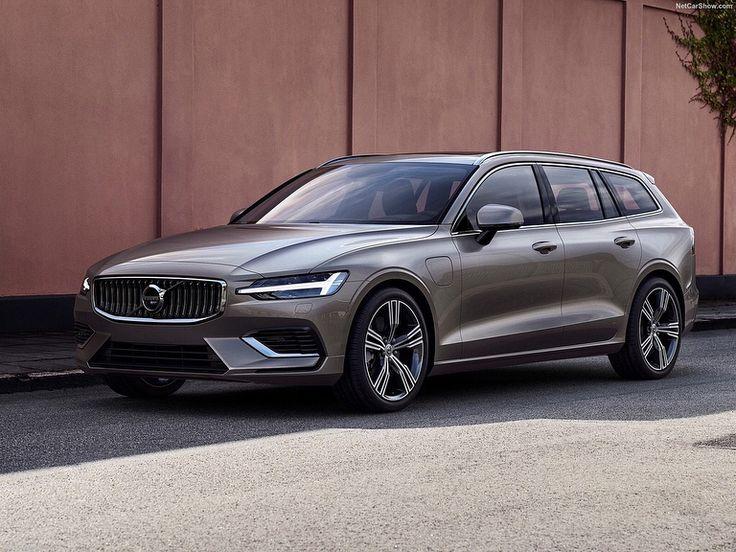 New Volvo V60 (2018)