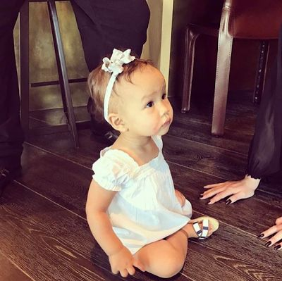 Welcome to Oghenemaga Otewu's Blog: John Legend's daughter, Luna is so cute!