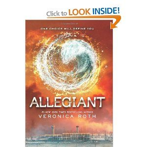 Book 13: Allegiant: Veronica Roth