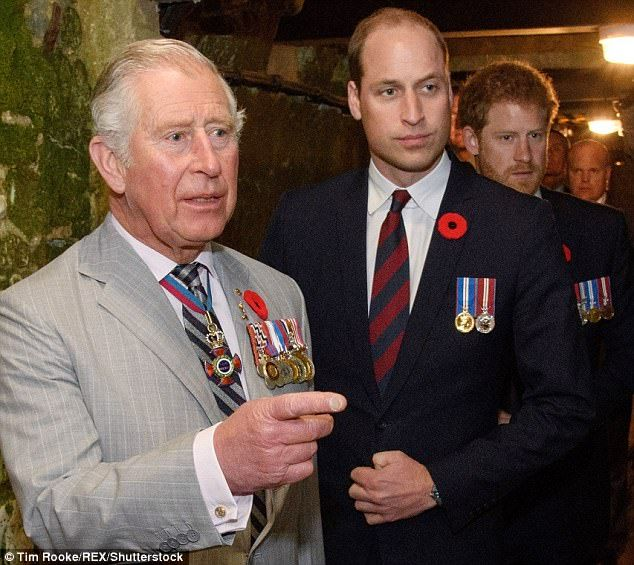 Prince Charles made a series of speeches on the rules surrounding carbon credits following the Duchy of Cornwall¿s purchase of shares in Sustainable Forestry Management