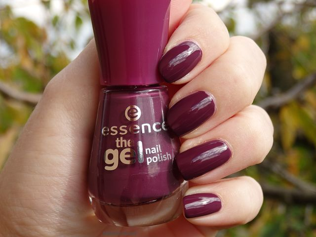 Adjusting Beauty: Review: Essence The Gel Nail Polish (52 Amazed by You)