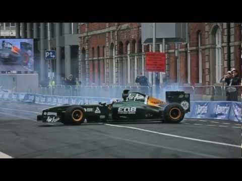 Bavaria City Racing Dublin - 2012 - YouTube