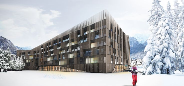 GRAFT Wins Competition to Design Resort in Lofer