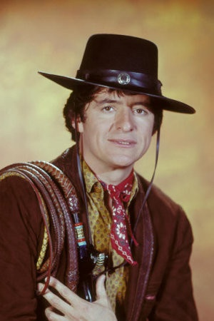 Henry Darrow as Manolito Montoya in The High Chaparral