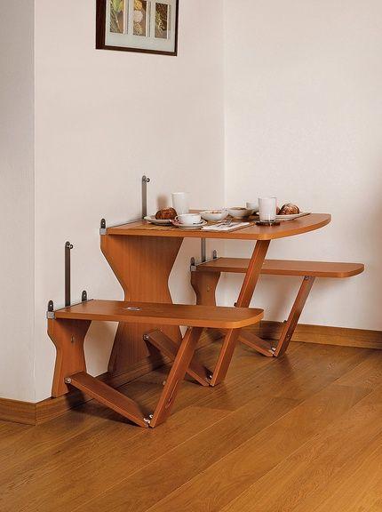 Oltre 25 fantastiche idee su tavolo pieghevole su - Tavolo pieghevole foppapedretti ...