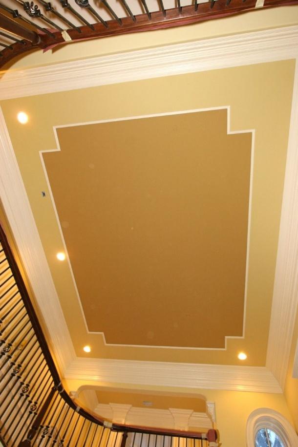 20 best ceiling trim images on pinterest ceiling trim for Tray ceiling trim ideas