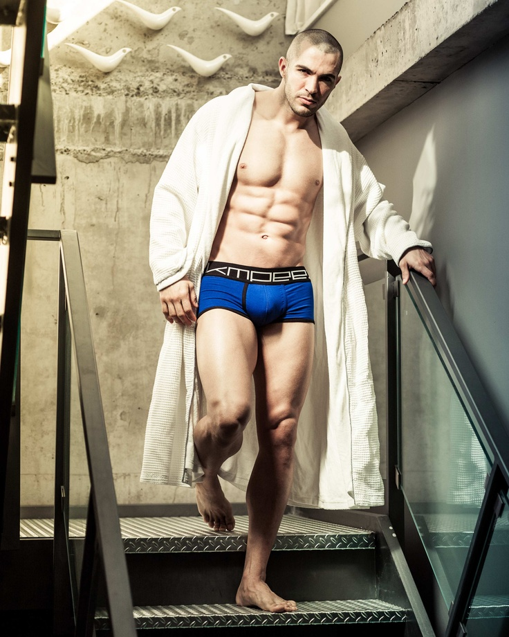 Zignature Boxz - Royal Blue #mens #hot #underwear #boxz