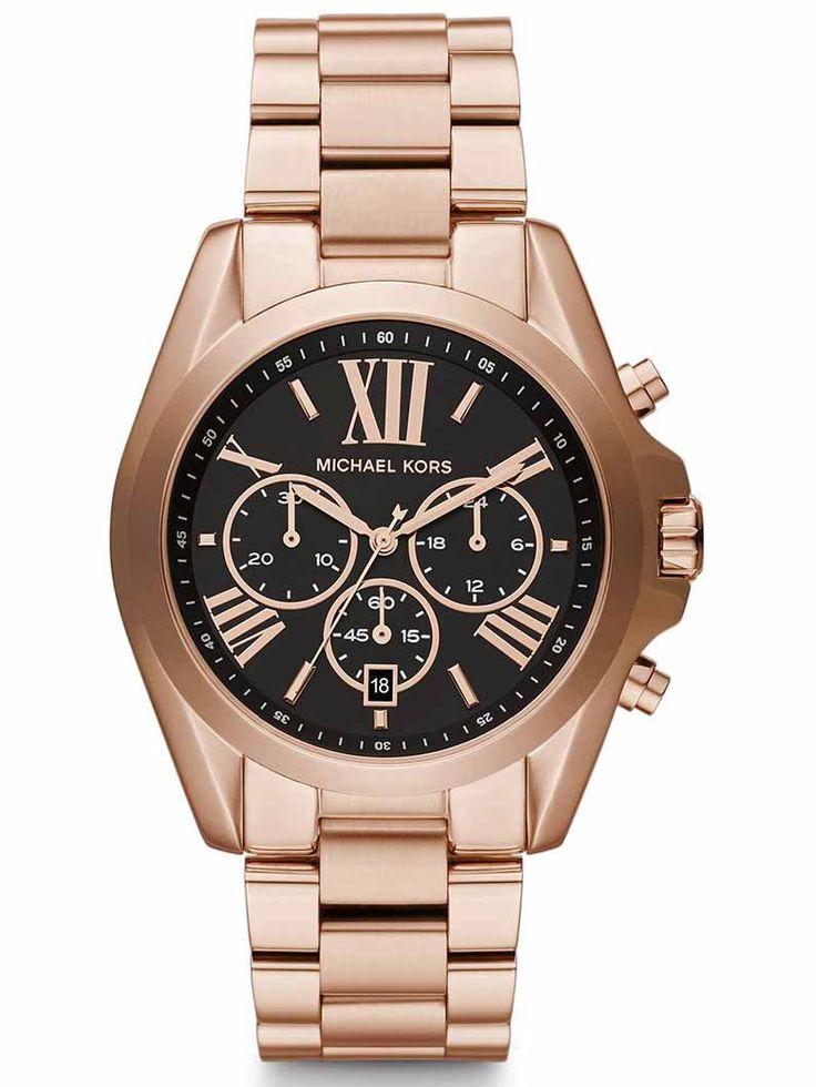 Michael Kors Dámské hodinky MK 5854, Zlatá 6299 Kč