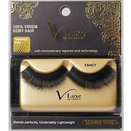 Kiss i-ENVY V Luxe 100% Virgin Remy Hair Eyelashes - Fancy #VLE06 $5.39 Visit www.BarberSalon.com One stop shopping for Professional Barber Supplies, Salon Supplies, Hair & Wigs, Professional Product. GUARANTEE LOW PRICES!!! #barbersupply #barbersupplies #salonsupply #salonsupplies #beautysupply #beautysupplies #barber #salon #hair #wig #deals #Kiss #iENVY #VLuxe #Virgin #RemyHair #Eyelashes #Fancy #VLE06