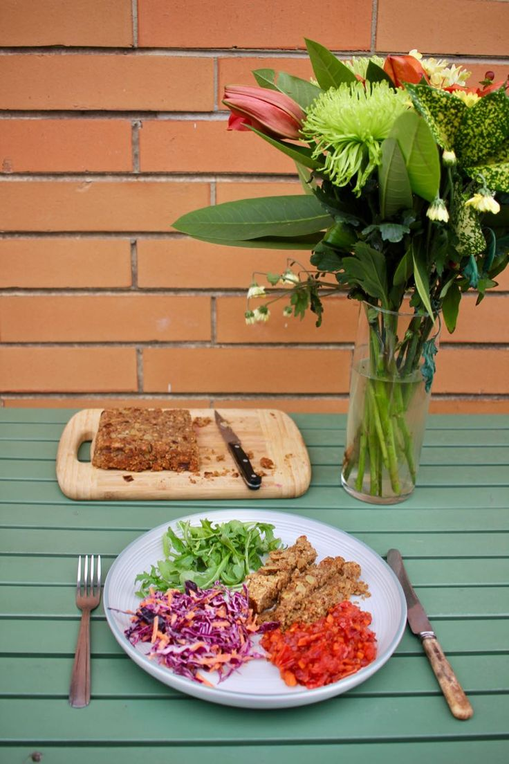 Green Gourmet Giraffe: Festive recipes: Vegan nut roast, Spiced nuts, Coconut rough fudge
