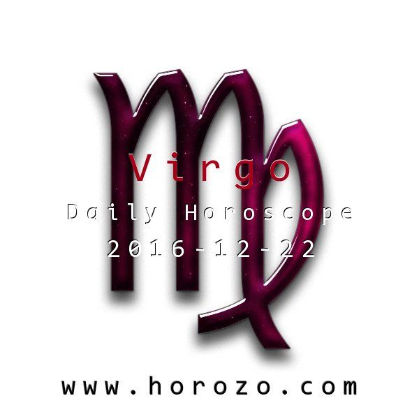 Virgo Daily horoscope for 2016-12-22: Money may bleed out of your wallet today if you're not careful: try not to buy anything that's not essential. Luxuries can wait for a few days, or even longer. You pride yourself on your good sense, right?. #dailyhoroscopes, #dailyhoroscope, #horoscope, #astrology, #dailyhoroscopevirgo