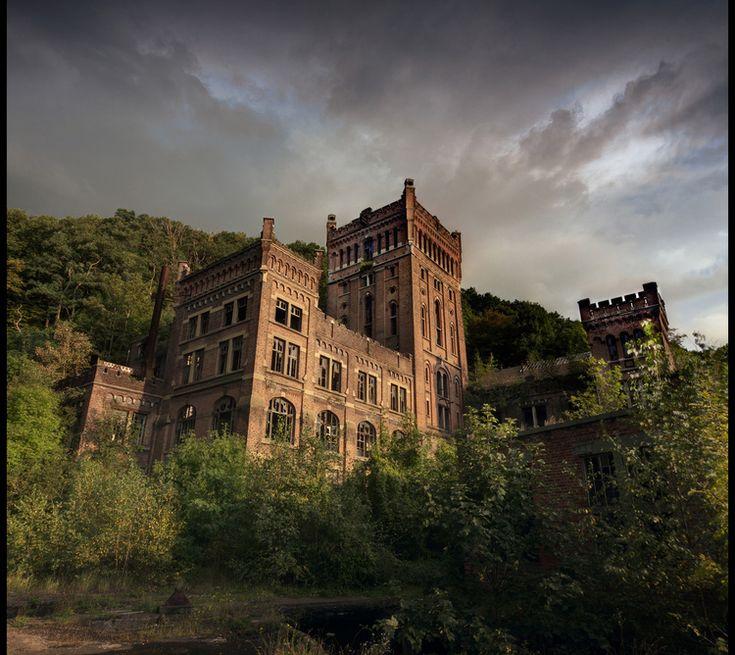 GALERIE: Zapomenutá a opuštěná místa světa lákají fotografy | FOTO 1 | undefined