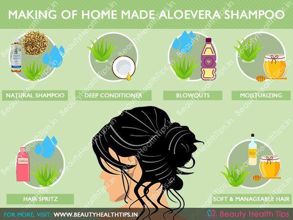 How To Make Natural Aloe Vera Shampoo At Home Making Of Home Made Aloevera Shampoo Recipe Aloe Vera Shampoo Homemade Natural Shampoo Natural Aloe Vera