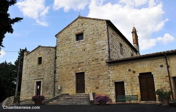 Pieve di San Leonino in Conio Castellina in Chianti