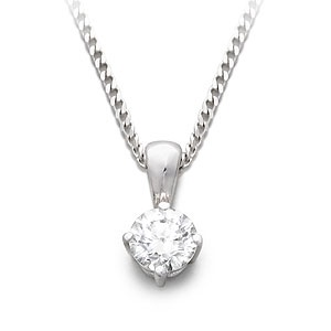 Diamond pendant. Diamonds In Style. See more....