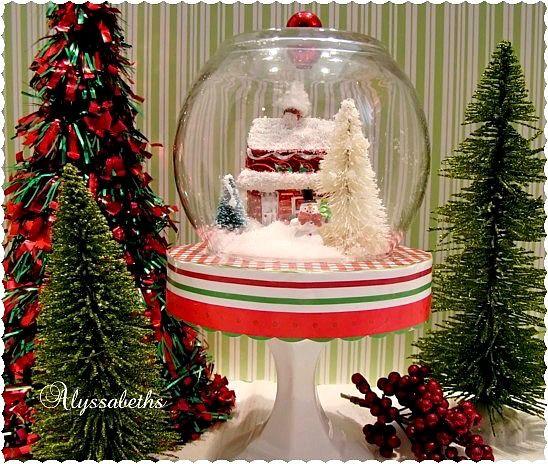 10 DIY Dollar Store Holiday Decorations