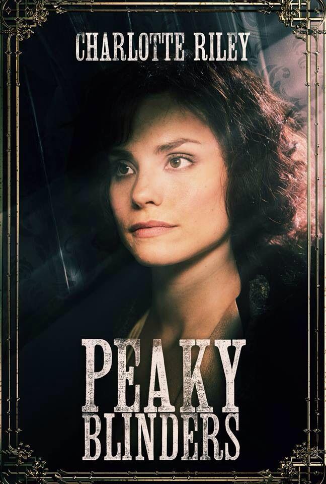 Peaky Blinders Series 2 - Charlotte Riley