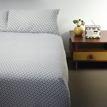 Orla Kiely Rockpool Queen Quilt Cover Set with 2 Pillow Cases $219.95 from www.se10gallery.com.au. #orlakiely #orla #bedlinen #bedding #linen #homewares #gorgeous