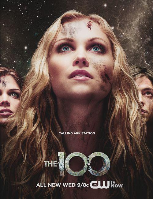 Estou muitooooo ansiosa para a quarta temporada de The 100  ... Melhor série do mundo