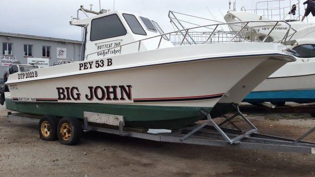 Big John Fishing Charters - Deep Sea Fishing in Port Elizabeth, Eastern Cape