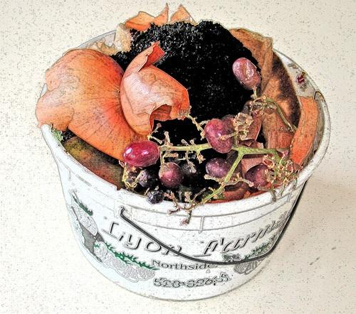 wikiHow to Build a Compost Bin -- via wikiHow.com