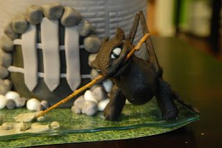 How To Train Your Dragon Cake Topper Nz