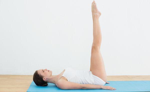 Yoga To Reduce Belly Fat - Uttanpadasana