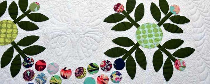 Acolchados Patchwork Carmen Máiquez supera los 4.000 quilts | Portaldelabores.com | Portal de labores