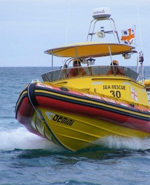 NSRI on the scene and making our beaches safer