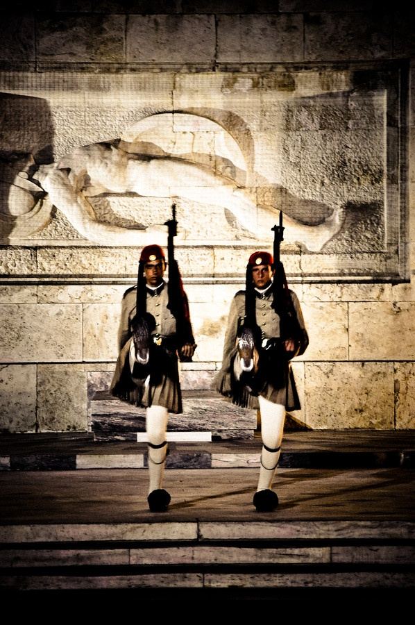 Presidential Guard, Athens, Greece