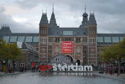 I amsterdam.
