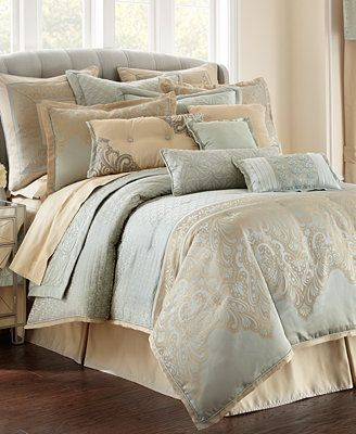 waterford aramis comforter sets bedding collections bed u0026 bath macyu0027s bridal and wedding registry