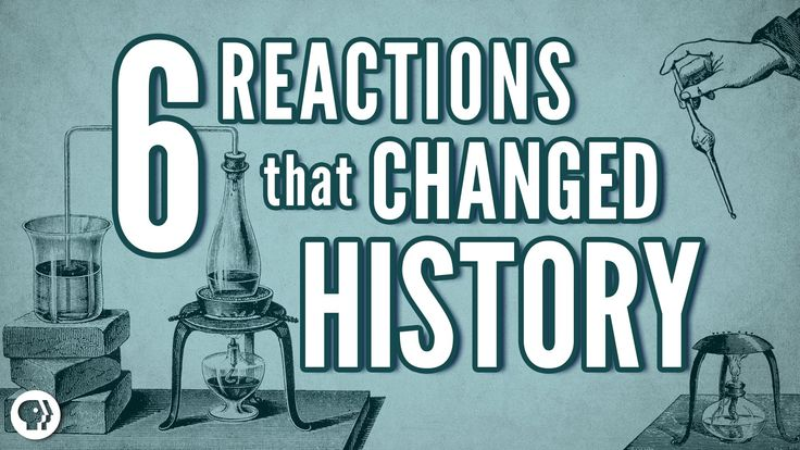 Chemical Reactions That Changed History