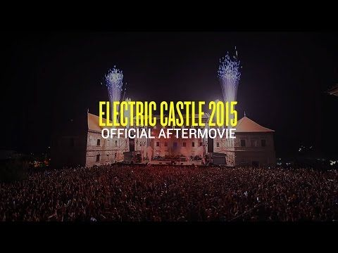 Electric Castle Festival - July 14-17 2016, Banffy Castle, Cluj, Romania