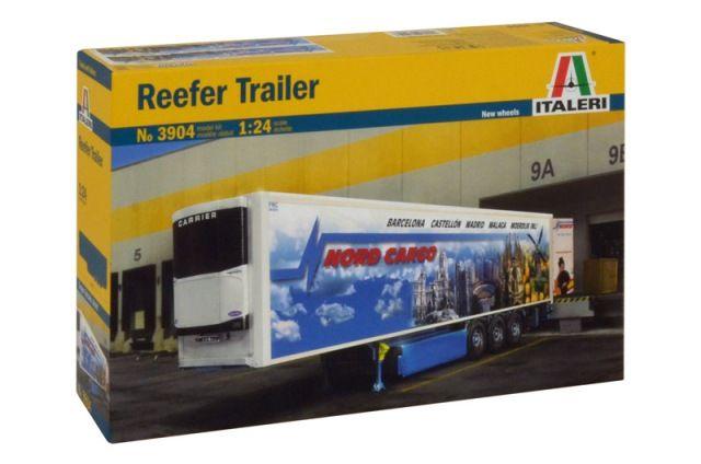 Italeri 3904 Reefer Trailer