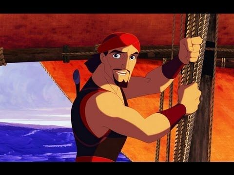 Sinbad - Good animated movie in German
