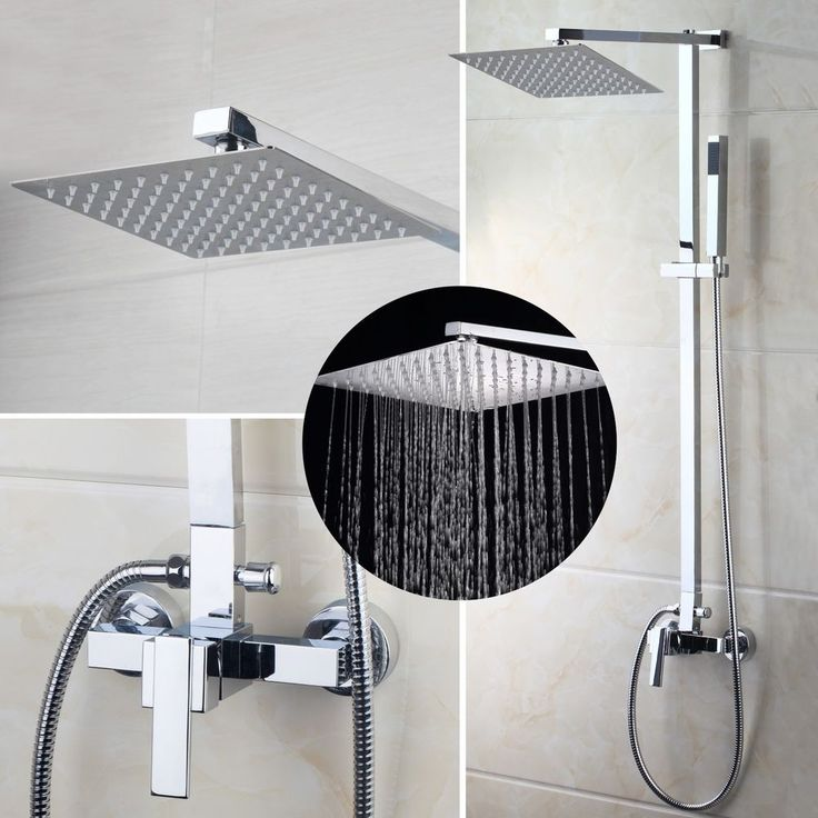 10 best SHOWER HEAD images on Pinterest | Bathroom, Bath and ...