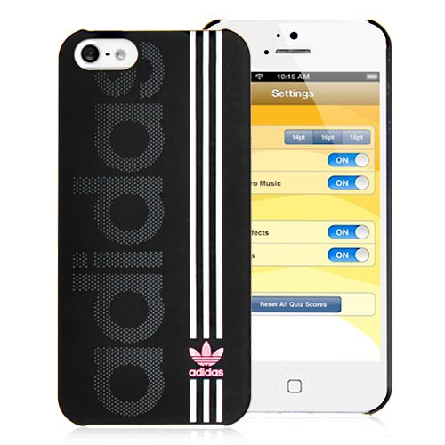 Adidas Fashion iPhone 5 Case Brand Sports Logo Back Cover #adidas #fashion #iphone5 #brandcase #iphonecase #backcover #case